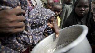 Mais de 30% dos somalianos são atingidos pela desnutrição