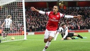 Theo Walcot, mchezaji nyota wa Arsenal