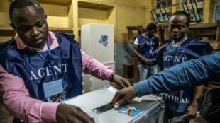 Congoleses votam este domingo