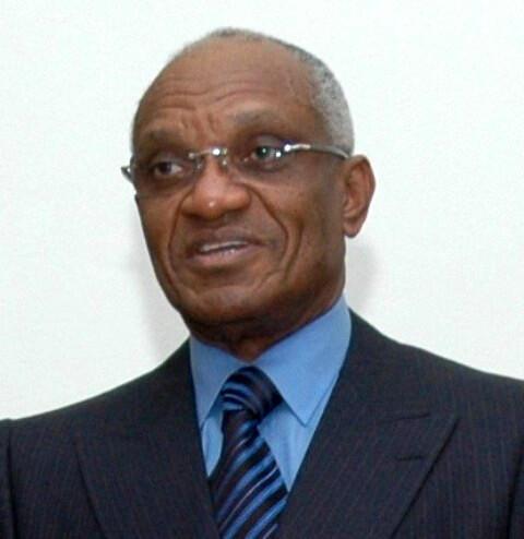 Miguel Trovoada, antigo Presidente de São Tomé e Príncipe e antigo Secretário Executivo da Comissão do Golfo da Guiné