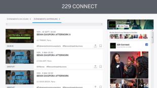 229 Connect est le premier réseau des jeunes professionnels de la diaspora béninoise en France.