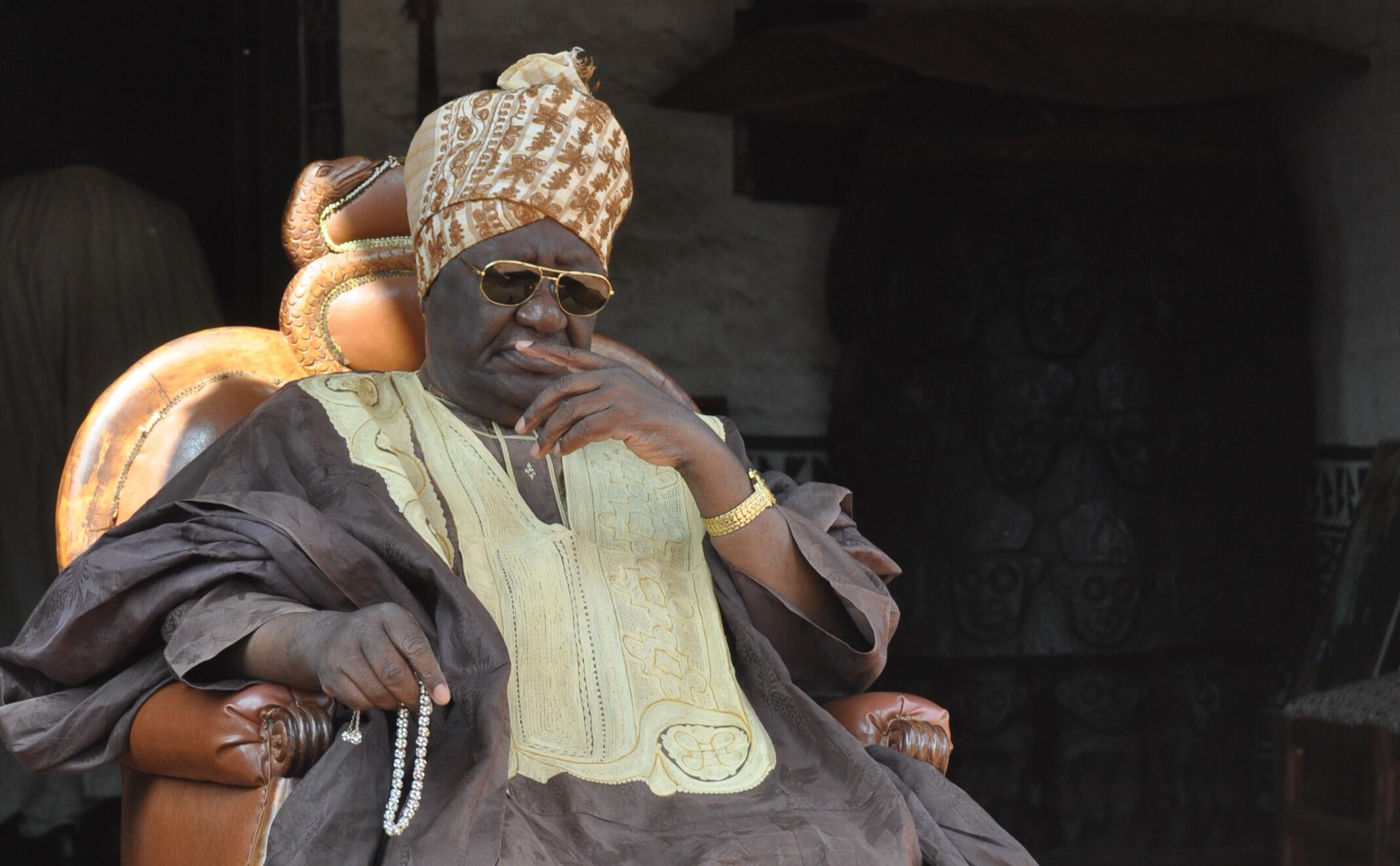 sultan roi des Bamouns, Ibrahim Mbombo Njoya