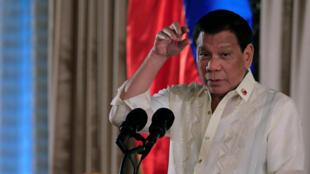 La guerre contre la drogue de Rodrigo Duterte a fait plusieurs milliers de morts.