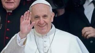 Kiongozi wa kanisa katoliki duniani Papa Francis azungumza na Waziri mkuu wa Israel
