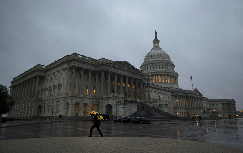Le bâtiment du Capitole à Washington, le 11 octobre 2013.