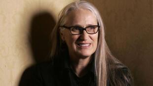 La directora de cine neo-zelandesa Jane Campion.