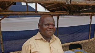 Mankou Kaya, coordonnateur du réseau des éleveurs et agriculteurs du Congo.