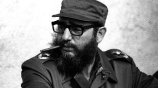 Archives: Fidel Castro à la Havane en 1976.