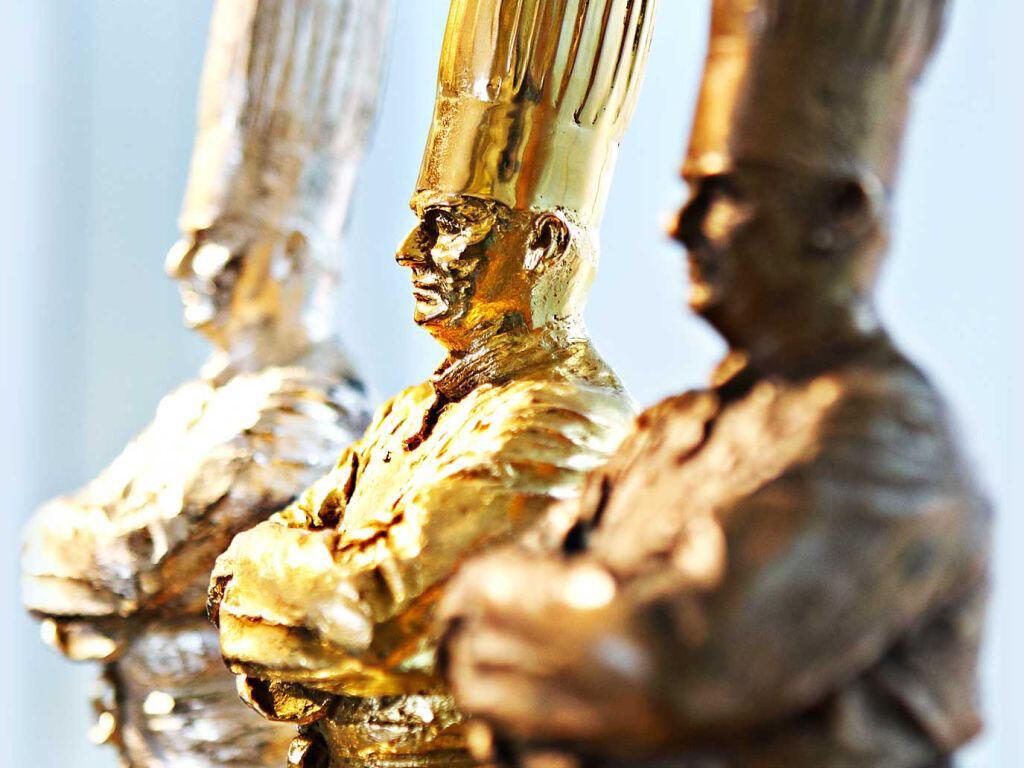 «Золотой Бокюз» присуждают раз в два года и называют настрономическим Оскаром.