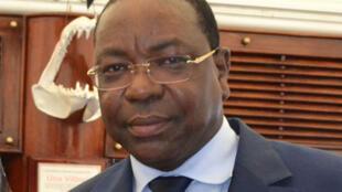 Mankeur Ndiaye, ancien ministre sénégalais des Affaires étrangères, représentant spécial de l'ONU pour la RCA.
