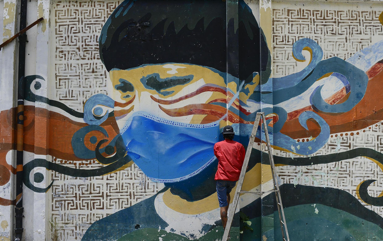 D'après la vice-présidente du Venezuela Delcy Rodriguez, le pays compte désormais plus de 12 000 personnes contaminées.