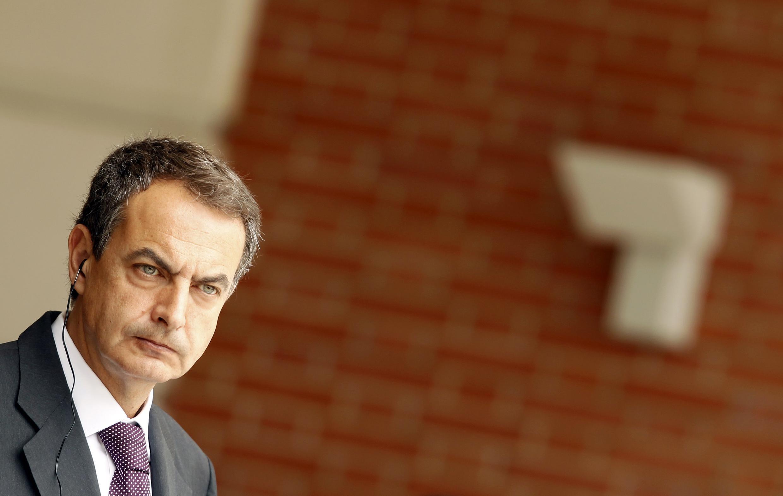 Prime Minister Jose Luis Rodriguez Zapatero na kasar Spain