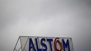 Alstom's logo