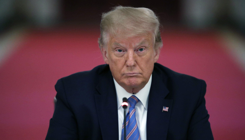 RFI Image Archive - Donald Trump