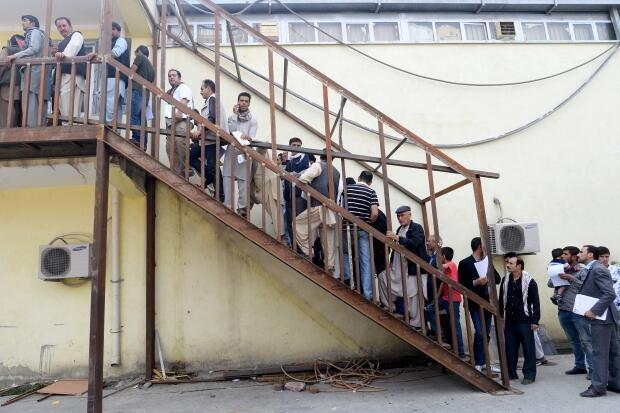 Immigrés afghans en Allemagne