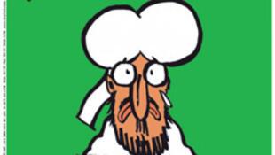 Portada de Charlie Hebdo tras el atentado del 7 de enero 2015