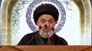 Le porte-parole de l'ayatollah Ali Sistani a indiqué depuis Kerbala que le gouvernement irakien était responsable des violences du début du mois d'octobre 2019 (image d'illustration).