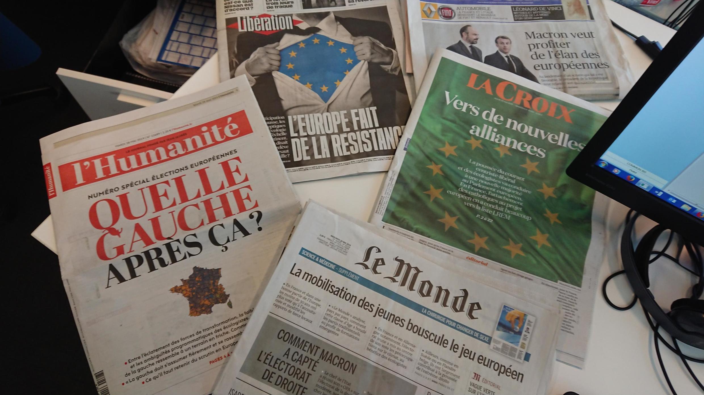 Diários franceses  28 05 2019