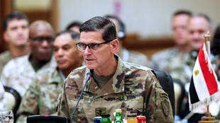 Le général Joseph Leonard Votel, le chef des forces américaines au Moyen-Orient (CentCom), a déclaré mardi 5 février 2019 ne pas avoir été consulté par le président Donald Trump avant l'annonce surprise du retrait de l'armée américaine de Syrie.