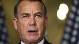 Pour John Boehner, le président de la Chambre des représentants, les mesures prises par Barack Obama ne feront qu'encourager l'immigration clandestine.