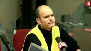 Xavier Renou sur RFI le 4 décembre 2018.