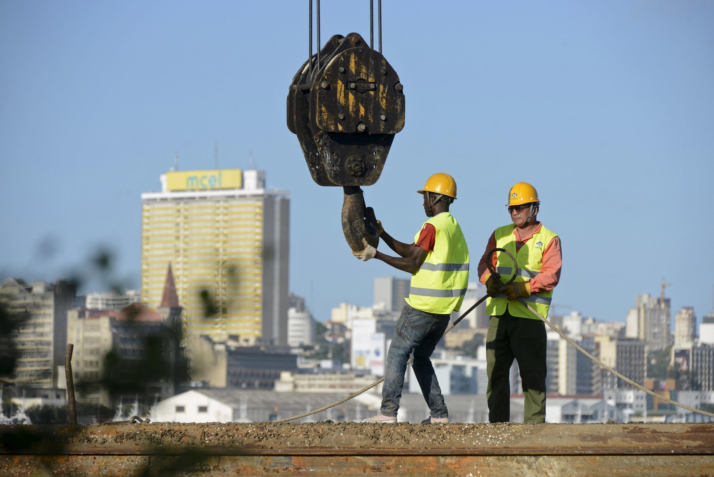 As suspensão das doações é um dos factores invocados pelo FMI para as previsões de fraco desempenho de Moçambique.