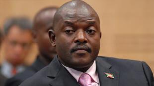 Raisb wa Burundi, Pierre Nkurunziza
