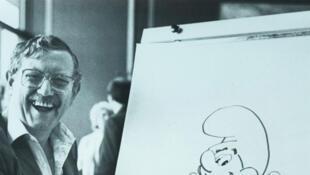Les premiers Schtroumpfs apparaissent sous le crayon de Peyo en 1958, au détour d'un album de Johan et Pirlouit, un chevalier et son page dans un Moyen Age de fantaisie.