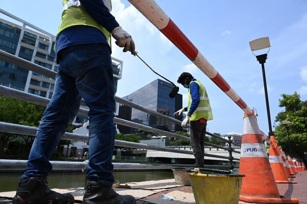Travailleurs migrants Singapour