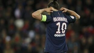 Zlatan Ibrahimovic is leaving PSG after four years.