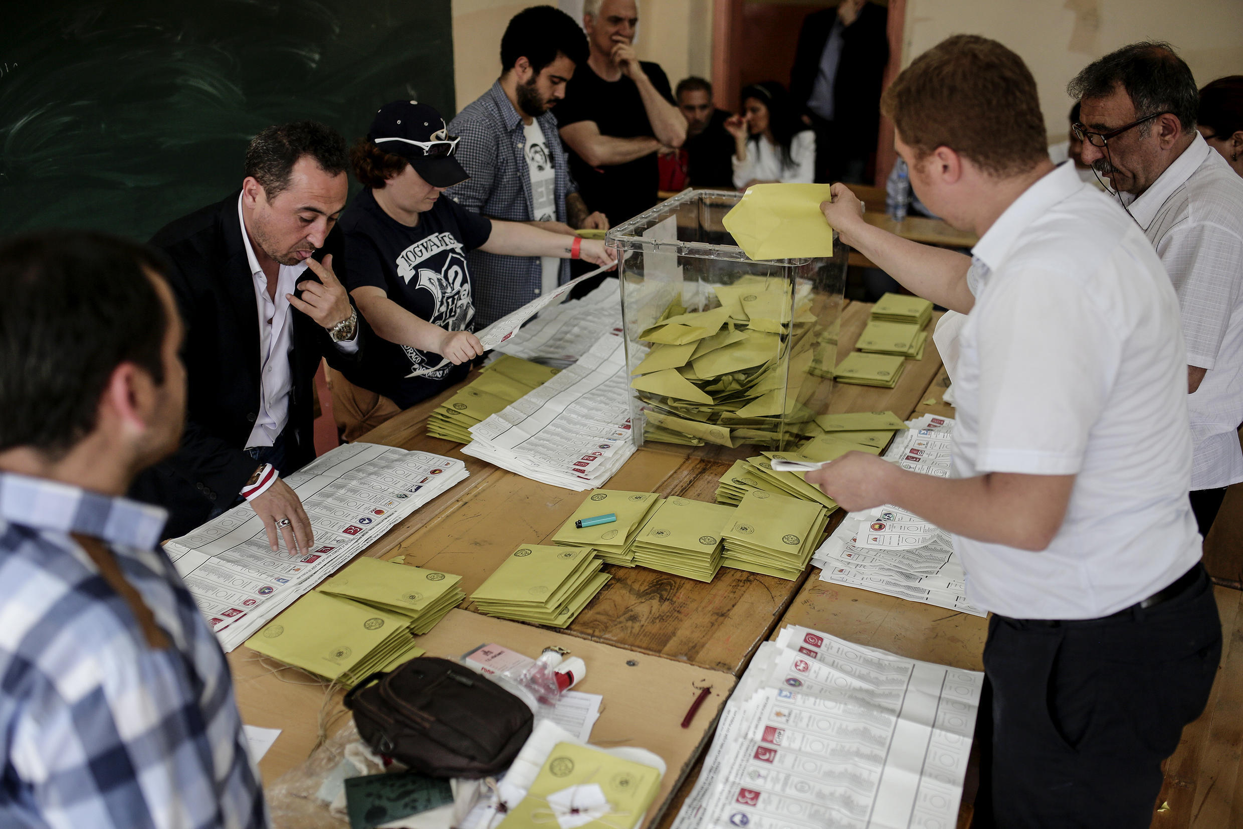 Click here for our coverage of Turkey election 2015