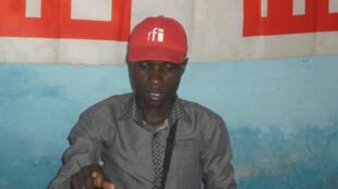 Jacques Furahisha, président du Club Kalémie.