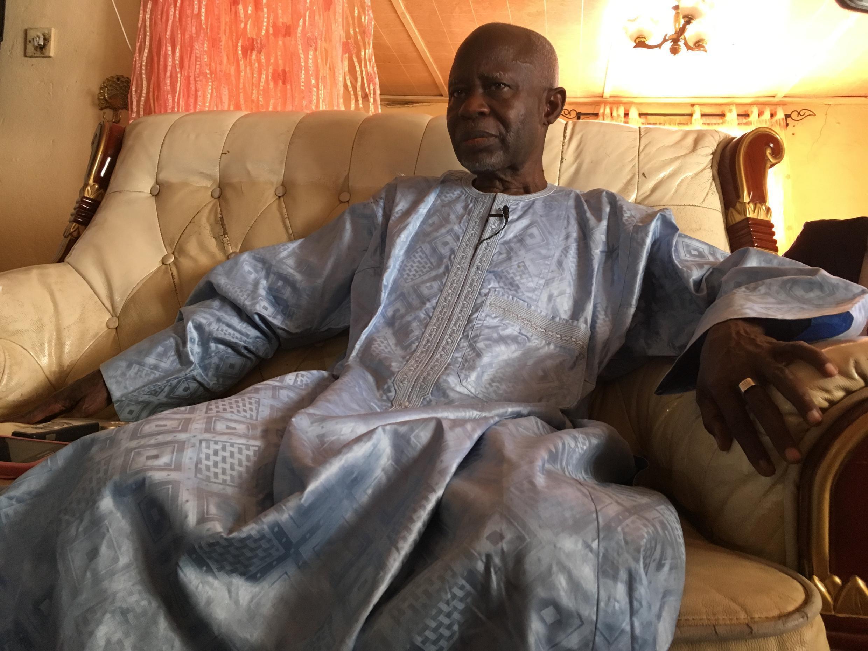 Ousseynou Darboe, le 6 décembre 2016.