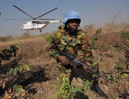 Les hélicoptères de l'Onuci continueront de voler malgré le décret du gouvernement de Laurent Gbagbo.