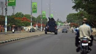 La ville de Bauchi, au Nigéria.