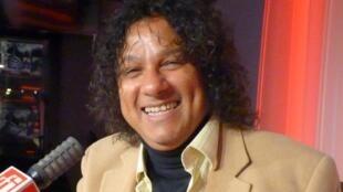 El percusionista venezolano Franklin Veloz en RFI