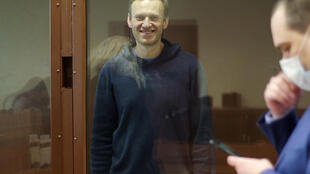 """In his closing arguments, Navalny said that """"every moment of this case is obvious legal nonsense"""""""