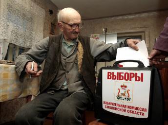 Las elecciones legislativas en Rusia tuvieron lugar el domingo 4 de diciembre de 2011.