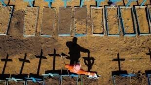 """Un estudio preliminar estima que la ciudad brasileña de Manaos podría haber alcanzado una """"inmunidad de rebaño"""" ante la covid-19 por el alto número de casos de la enfermedad registrados"""