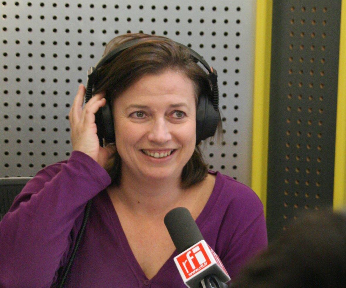 Уполномоченная по правам человека Французской Республики Клэр Эдон ранее много лет работала на RFI.