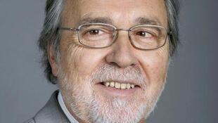 Dick Marty, personnalité politique suisse.