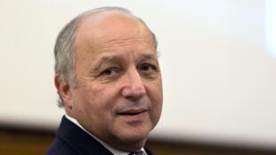 Ministan harkokijn wajen Faransa, Laurent Fabius