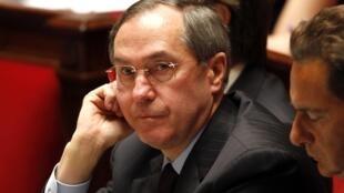 Claude Guéant, ministre de l'Intérieur, à l'Assemblée nationale, le 8 juin 2011.