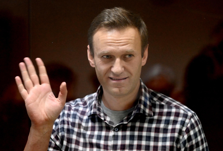 L'opposant russe Alexeï Navalny, à Moscou, le 20 février 2021.