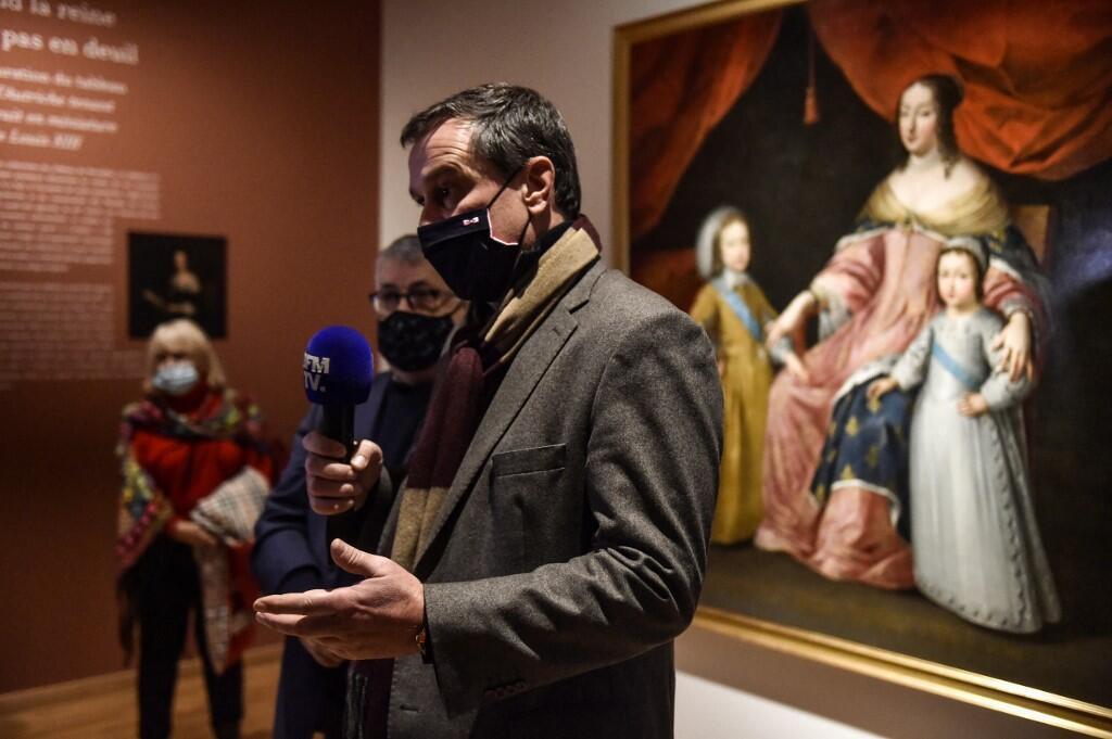Louis Aliot Perpignan Musées Covid