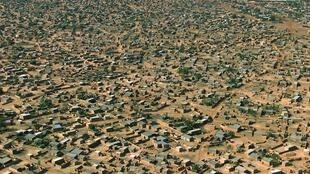 Vue aérienne de la capitale du Burkina Faso, Ouagadougou, le 10 janvier 2000 (image d'illustration).