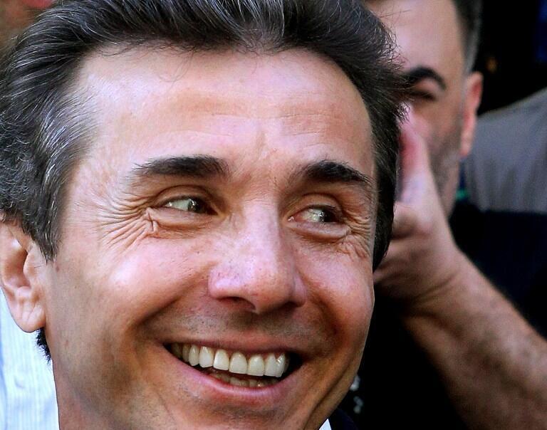 Georgia's billionaire opposition leader Bidzina Ivanishvili