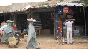 Harabar wasu shagunan 'Yan kasuwa a Maradi