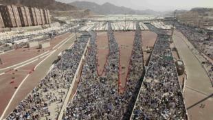 Les mouvements de foule lors du Hadj peuvent parfois constituer un danger.
