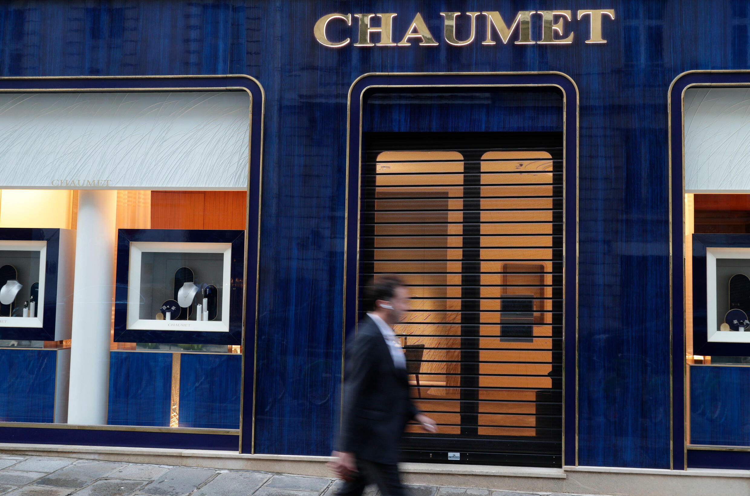 Chaumet is now part of luxury goods maker LVMH